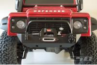 Narrow Front Winch Bumper - SSD235 Image